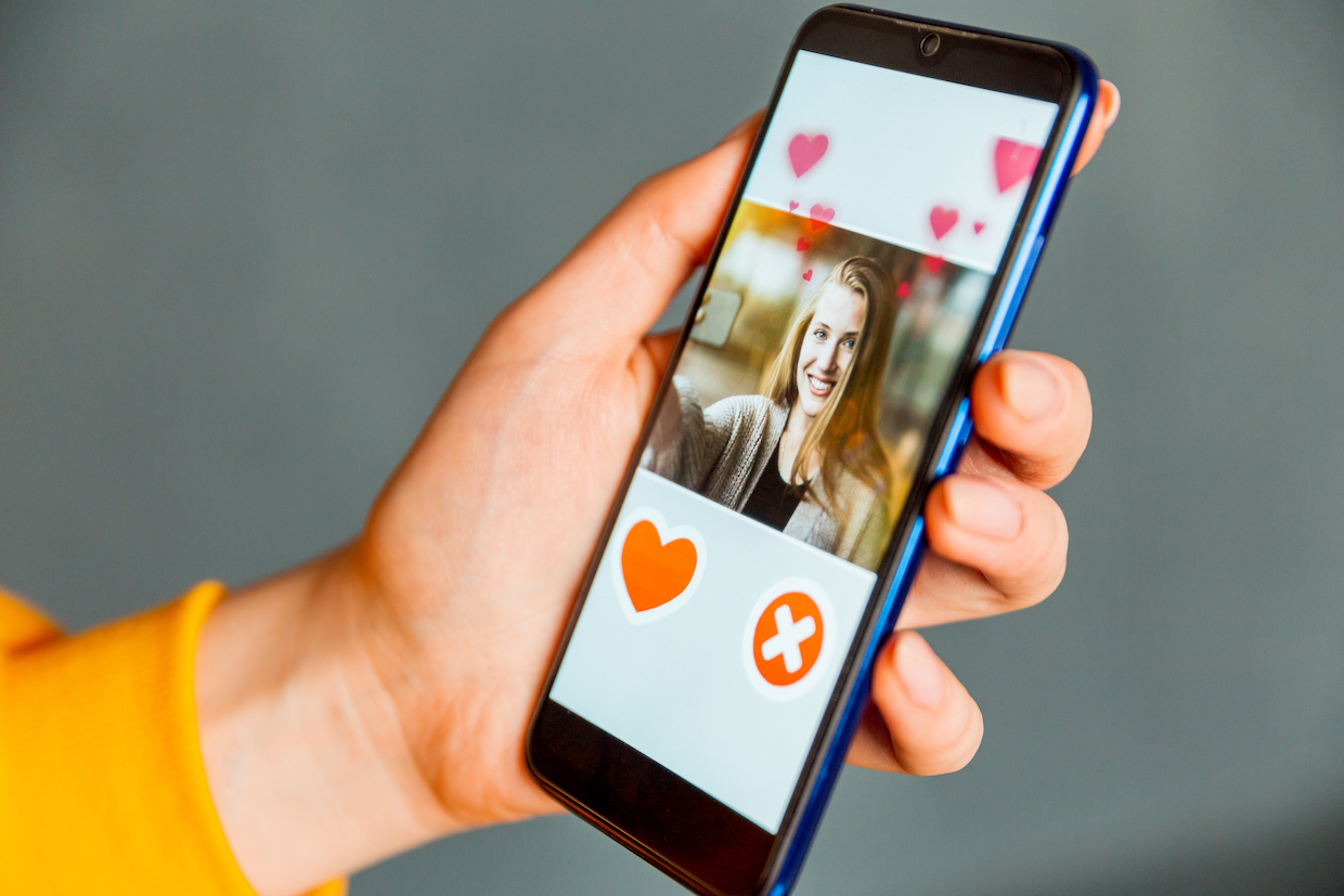 UI/UX for online dating apps