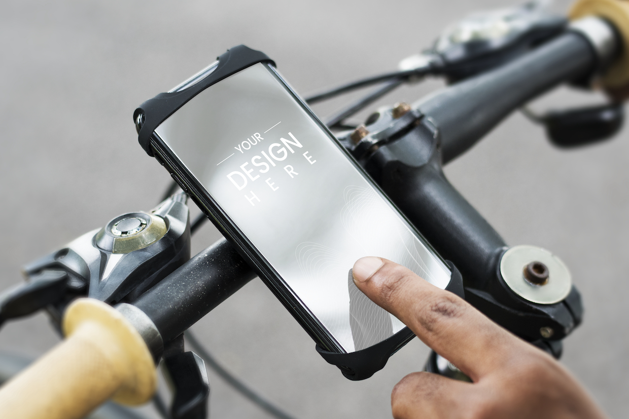 UI/UX for cycling apps