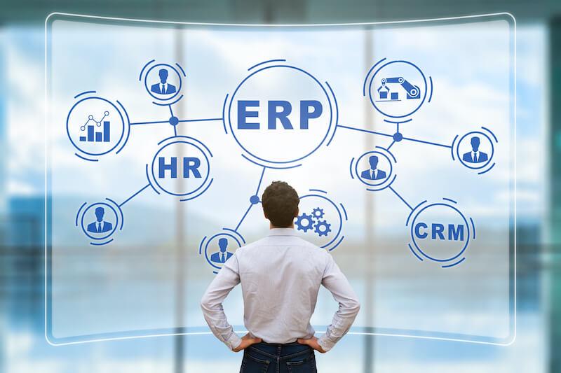 Enterprise software modules